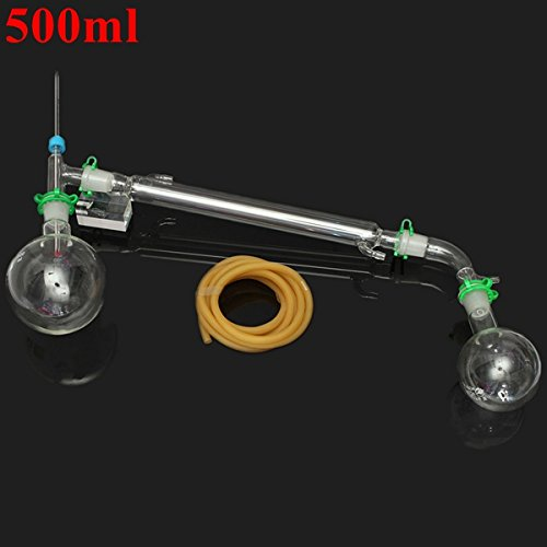 EsportsMJJ 500Ml vacuüm destillatie-extract kit 24/29 Joint Lab Glass Set