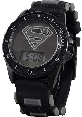 Superman LCD Watch for Boys Wrist Watch