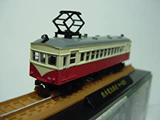 Railway Collection 2nd Kumamoto Electric Railway Moha 121 (japan import)