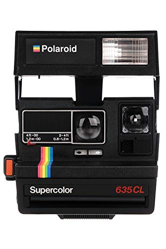 Polaroid 635 CL Supercolor Sofortbildkamera