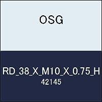 OSG 丸ダイス RD_38_X_M10_X_0.75_H 商品番号 42145