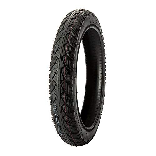 All-Terrain Tread 16x2.50 TIRE Fits on Electric Bikes (e-bikes), Kids Bikes, Small BMX, Folding Bikes, and Scooters