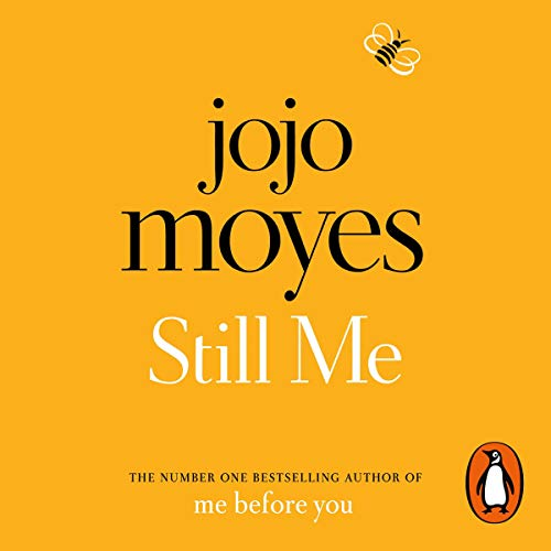Still Me audiobook cover art