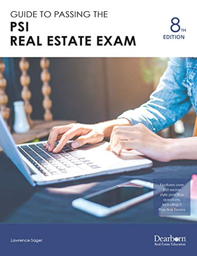 Compare Textbook Prices for Guide to Passing the PSI Real Estate Exam  ISBN 9781475487251 by Lawrence Sager