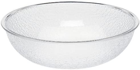 popular Cambro outlet online sale (PSB8176) 1-4/5 qt Round Pebbled Bowl - high quality Camwear sale