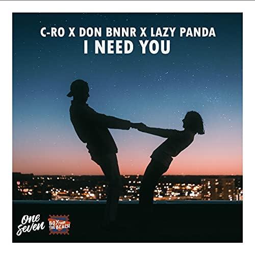 C-Ro, Don Bnnr & LAZY PANDA