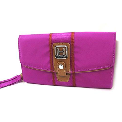 Hedgren [L4229] - Große geldbörse Tasche 'Hedgren' violett.