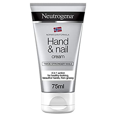 Neutrogena Norwegian Formula Hand and Nail Cream, 75 millilitre from Johnson And Johnson