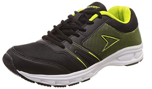 Power Men's Orion Yellow Running Shoes-8 (8398962)