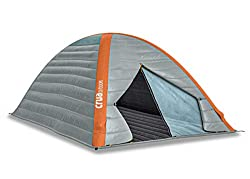 insulated tent, crua cacoon maxx, how to insulate your tent for winter camping,