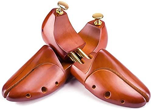 YAMMY Estirador de árbol de Zapatos Kit de ensanchador de Zapatos bidireccional Estiradores de Zapatos de Metal Expansor de árbol de Zapatos con Cuerno de Zapato para Hombres y Mujeres (Perezosos)