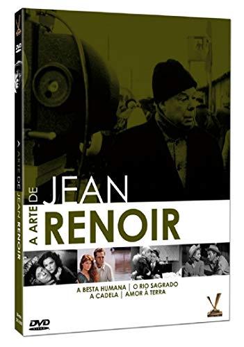 A Arte De Jean Renoir - 2 Discos [DVD]