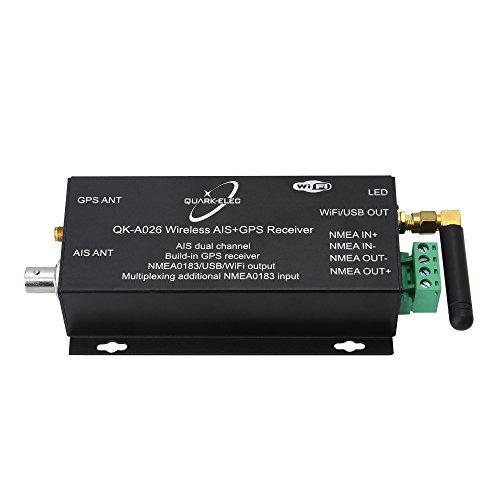 QK-A026 kabelloser AIS-Empfänger mit GPS
