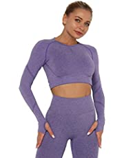 KIWI RATA Leggins Deportivos Mujer Push up Mallas Pantalones Cintura Alta Yoga Leggings Pantalón Moda Sin Costuras para Fitness Running Deporte Elásticos y Transpirables