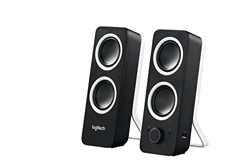 Logitech Z200 PC Speakers, Stere...