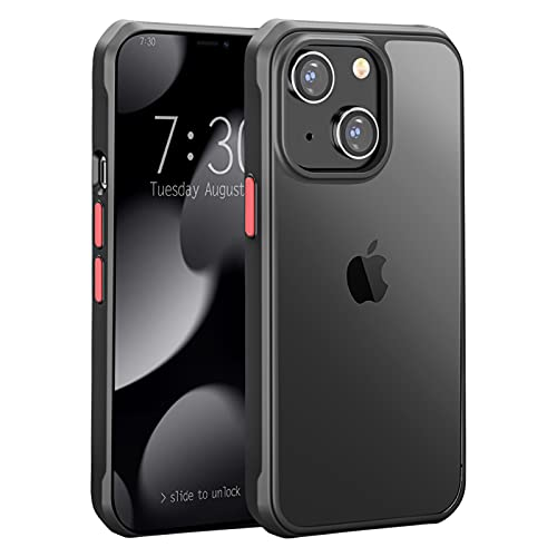 """Classycoo Clear Case for iPhone 13 6.1"""" 2021, [Non-Yellowing][Shockproof Protection][Super Slim…"""
