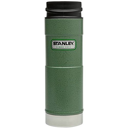 Stanley Classic Vacuum Mug Container, 473 ml, Hammertone Green