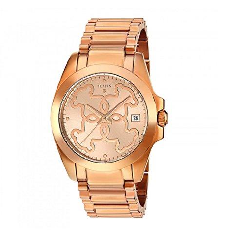 Reloj Tous Mossaic de acero IP rosado 600350360