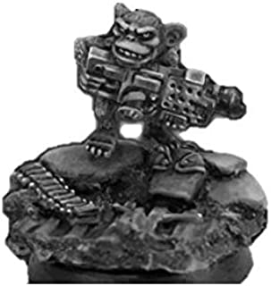CMON 28mm Monkey with Flamer (Limited Edition: 300)OOP