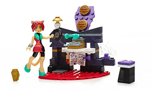 Mega Bloks DPK30 Monster High DJ Playset