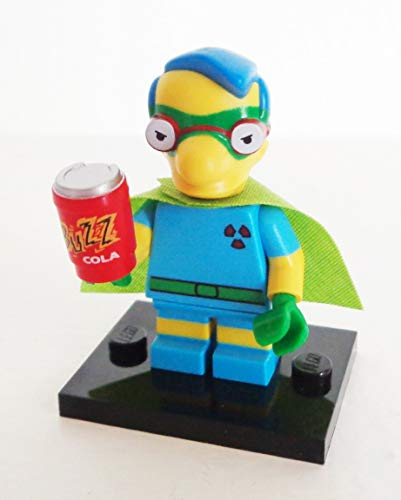 Lego Simpsons Series 2 Pick Your Figure 71009 (Milhouse as Fallout Boy) by LEGO