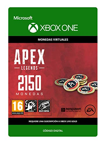 APEX Legends: 2150 coins | Xbox One - Download Code