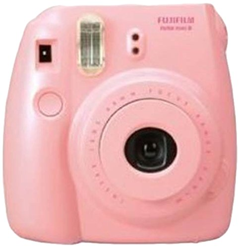 Instax Mini 8 Camera with 10 Shots - Pink
