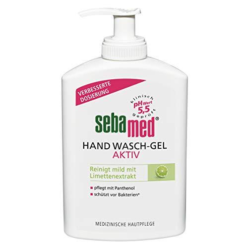 Sebamed Hand Wasch-Gel Aktiv, 300 ml