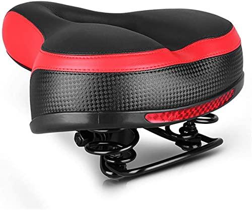 Asiento de bicicleta asiento asiento sillines mtb bicicleta de montaña ciclismo impermeable confort ultra suave silicona cojín cojín cubierta bicicleta silla de montar asiento accesorios de bicicleta