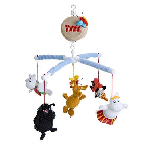 Rätt Start Mumin Motif musical Lit de bébé jouet