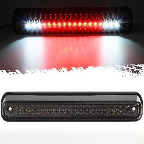 Partsam High Mount Stop Light Third 3rd Brake Light Replacement for Silverado/C10 C/K 1500 2500 3500...
