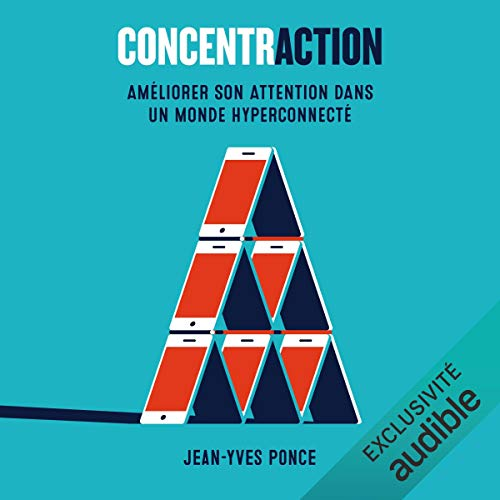 Concentraction audiobook cover art
