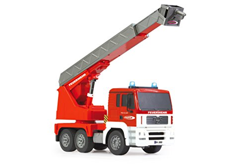 RC Auto kaufen Feuerwehr Bild: Jamara 405008 Feuerwehr Drehleiter*