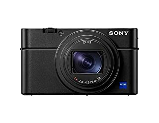 Sony DSC-RX100M6 Appareil Photo numérique Compact Premium Cyber Shot 4K 24-200,  F2.8-4.5 (B07DVVMS8Y) | Amazon price tracker / tracking, Amazon price history charts, Amazon price watches, Amazon price drop alerts