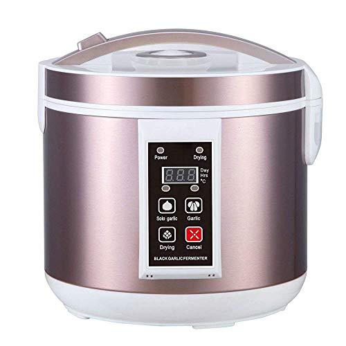 ETE ETMATE Fermentador de ajo Negro 5L Máquina de fermentación Inteligente Todo...