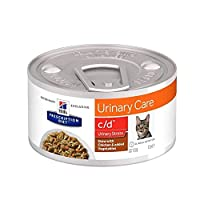 DIETETIC RECIPE that aims to achieve an optimum pH value in urine, as well as combatting the buildup of new crystals and stones. It also contains ingredients chosen to help balance your cat's emotional health. ENRICHED with adapted levels of magnesiu...