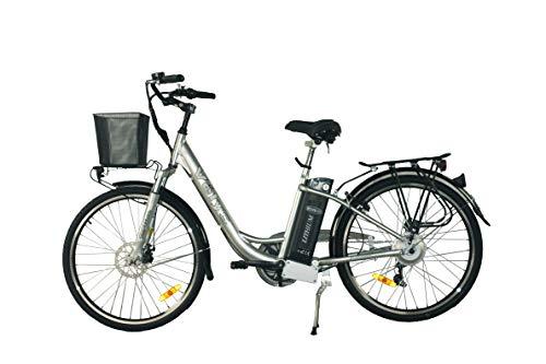 Velys - Vélo électrique Mixte Premium 37 V 12 Ah Roues de 26 Pouces - 80 Km d'autonomie