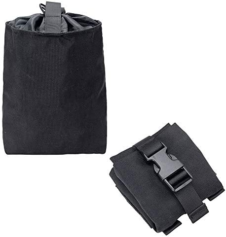 EXCELLENT ELITE SPANKER Tactical Folding Dump Pouch Utility Tool Bag Military Molle Drawstring product image
