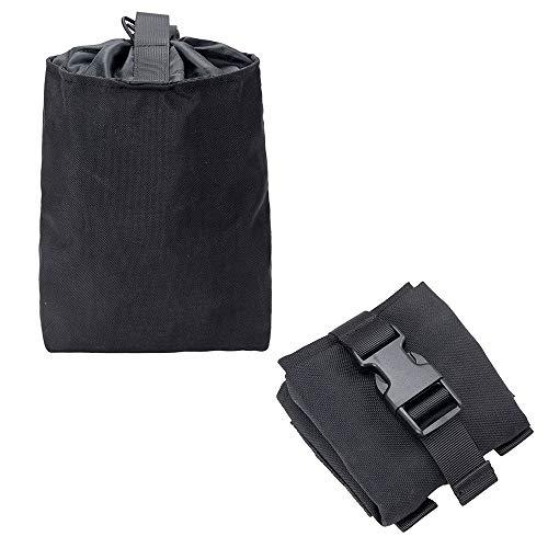 EXCELLENT ELITE SPANKER Tactical Folding Dump Pouch Utility Tool Bag...