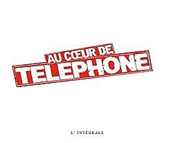 Au Coeur de Téléphone (Coffret 10 CD)