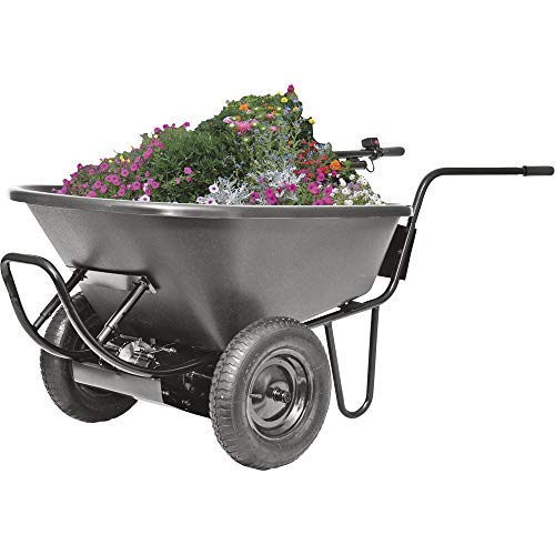 PAW Powered Wheelbarrow, 24V Battery-Operated - Model Number 44019