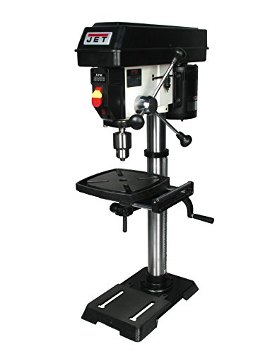 Jet 716000 JWDP-12 inch Drill Press for Benchtop Woodworking