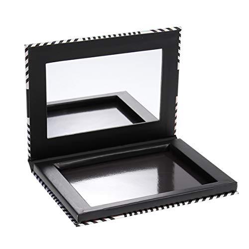 Leere Magnetpalette mit Spiegel Lidschatten Veranstalter Kreative DIY Refill Kosmetik Box für Rouge...