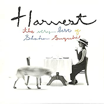 Harvest The Very Best of Shoko Suzuki