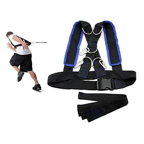 HemeraPhit Speed Agility Training Harness Strap Running Sports Training Shoulder Belt