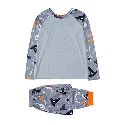 Hengyouhui Weihnachten Pyjamas Set Familie Schlafanzug Outfit Set Shirt und Hosen Pyjama Set Schlafanzüge für Damen Herren Kinder Baby