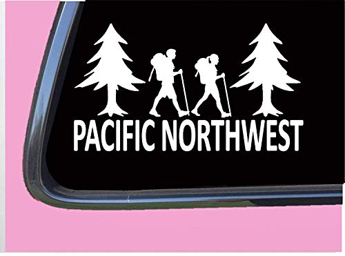 Pacific Northwest wandelen familie 6