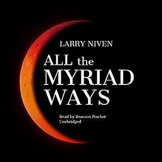 All the Myriad Ways audiobook cover art