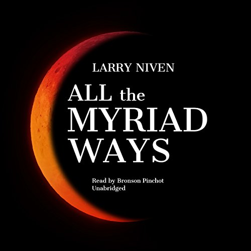 All the Myriad Ways audiobook cover art