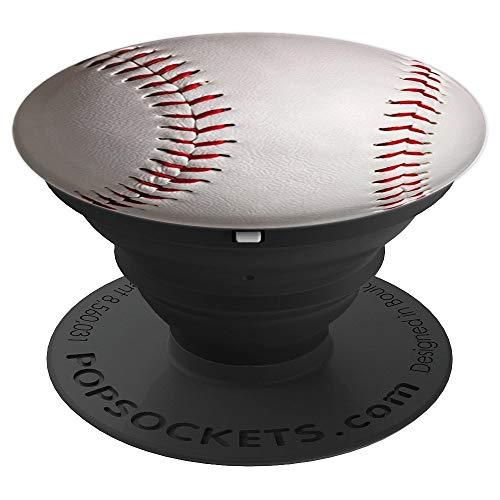 Sport Jungen Herren Baseball Player Manager Coach Baseball - PopSockets Ausziehbarer Sockel und Griff für Smartphones und Tablets